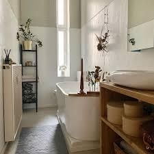 kleine badezimmer einrichten gestalten