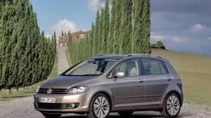 Volkswagen Golf PLUS 1 6 MPI rodzinny Minivan