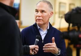 100 Kevin Pruitt Scott Resigns Trumps EPA Head Out Amid Ethics Investigations