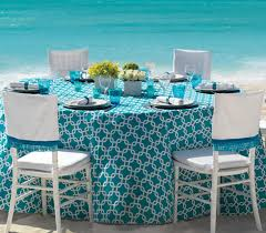 All Inclusive Hard Rock Stylish Tiffany Blue Tiuquoise Beach Wedding Reception Decorations
