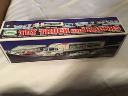 100 Hess Toy Truck Values 1997 Gasoline And Racers For Sale Online EBay