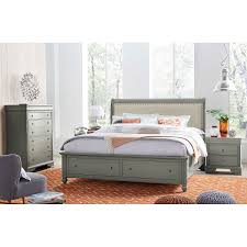 Vaughan Bassett Dresser Drawer Removal by Carlisle 4 Piece Queen Storage Bedroom Set