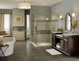 Groutless Porcelain Floor Tile by 30 Porcelain Tile Bathroom Ideas Porcelain Tiles For Bathroom