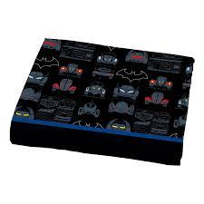 Amazon Warner Bros Batman Guardian Speed Microfiber Sheet Set Twin Home Kitchen
