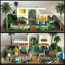 100 Mid Century Modern Beach House Design Style Outstanding Exterior