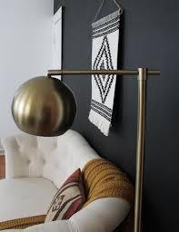 3 Globe Arc Floor Lamp Target by Http Www Target Com P Modern Globe Floor Lamp Brassy Gold