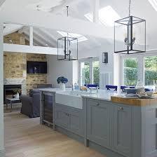 lighting for shaker style kitchens