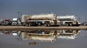 100 Old Semi Trucks Truck Driver Shortage Constrains Booming Texas Oil Fields