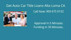 100 Truck Title Loans Online Auto Car Alta Loma CaCall909 675 0152Pink Slip