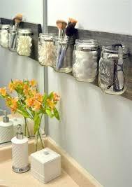 badezimmer deko badezimmer gestalten accessoires orange