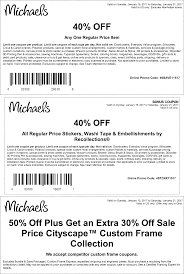 Michaels Coupons - 40% Off A Single Item At Michaels, Or Arts Crafts Michaelscom Great Deals Michaels Coupon Weekly Ad Windsor Store Code June 2018 Premier Yorkie Art Coupons Printable Chase 125 Dollars Items Actual Whosale 26 Hobby Lobby Hacks Thatll Save You Hundreds The Krazy Coupon Lady Shop For The Black Espresso Plank 11 X 14 Frame Home By Studio Bb Crafts Online Coupons Oocomau Code 10 Best Online Promo Codes Jul 2019 Honey Oupons Wwwcarrentalscom