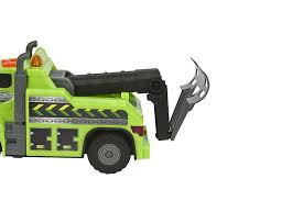 Toy State Road Rippers City Service Fleet Tow Truck: Amazon.ca: Toys ...