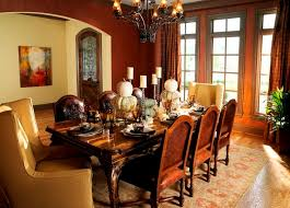 10 Country Style Dining Rooms An English Home Traditional Room
