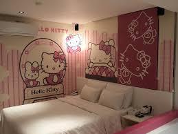 Hello Kitty Bedroom Enchanting