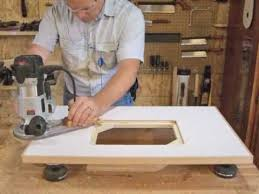 folding router table plans youtube