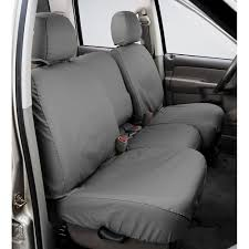 Covercraft F-150 Front Seat Cover SeatSaver Polycotton For 40/20/40 ...