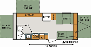Full Size Of Kitchen Islandstravel Trailer With Island Keystone Travel Trailers Floor Plans