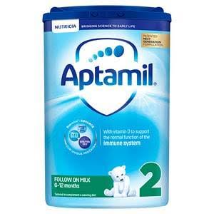 Aptamil Follow on Milk 6-12 Months 800g