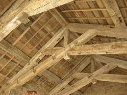 Oak Barnboard Ceiling And Hand Hewn Timber Trusses - Montana ... Decorating Cool Design Of Shed Roof Framing For Capvating Gambrel Angles Calculator Truss Designs Tfg Pemberton Barn Project Lowermainland Bc In The Spring Roofing Awesome Inspiring Decoration Western Saloons Designed Built The Yard Great Country Smithy I Am Building A Shed Want Barn Style Roof Steel Carports Trusses And Pole Barns Youtube Backyard Patio Wondrous With Living Quarters And Build 3 Placement Timelapse Angles Building Gambrel Stuff Rod Needs Garage Home Types Arstook