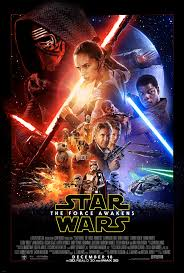 Star Wars The Force Awakens Official Theatrical Poster