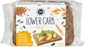 you lower carb brot