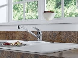 Peerless Bathroom Faucet Walmart by Peerless Chrome Single Handle Kitchen Faucet Walmart Canada