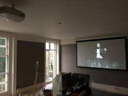 Drop Ceiling Mount Projector Screen by Tv Wall Mounting Page 2 Aerial Satellite U0026 Audio Visual Installer