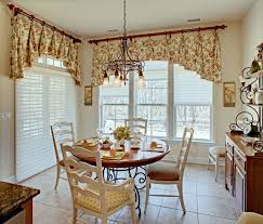 French Country Dining Room Ideas by Remarkable French Country Kitchen Curtains Cool Kitchen Design
