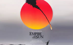 Empire Of The Sun Poster Starring 11 Year Old Christian Bale