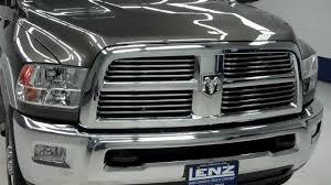 100 Lenz Truck Center J5731 2012 Dodge Ram 2500 CREWSHORTLARAMIE67L DIESEL4WD Www