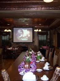 Dobyns Dining Room At The Keeter Center by Chicken Bournise On Foccacio With Sweet Potato Fries Picture Of