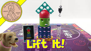 Lift It Board Game Stack Balance With Butch