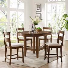 5 Piece Counter Height Dining Room Sets by Powell U0027woodburn U0027 5 Piece Counter Height Dining Set