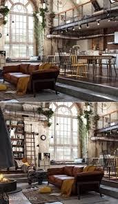 104 Urban Loft Interior Design 290 Ideas House Living