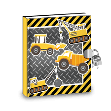 Gift Idea: Construction Trucks Kids Diary With Lock – BirthdayGalore.com Delighted To Be Free Cstruction Truck Flashcards Green Toys Cstruction Trucks Gift Set Made Safe In The Usa Deao Toy Vehicle Playset 6 Include Forklift Design Stock Vector Art More Images Of Truck Vocational Freightliner Cat Mini Machine Caterpillar Pc Spinship Shop Download Wallpapers Scania G450 Xt Design R580 New Trucks Best Choice Products Kids 2pack Assembly Takeapart 5 X 115 Peel And Stick Wall Decals Different Types On Ground Royalty Vehicles App For Bulldozer Crane Amazoncom Mega Bloks Cat Large Dump Games