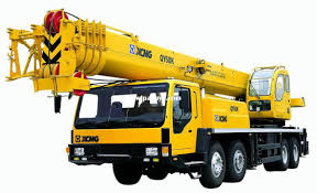 60 Ton Boom Truck Equipko - Equipment Rentals India