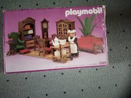 nostalgie playmobil rosa serie puppenhaus 5320 wohnzimmer