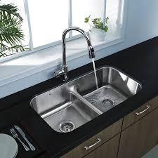 33x22 Undermount Kitchen Sink by Best 25 Stainless Steel Sinks Ideas On Pinterest Stainless