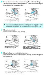 Sony Wega Lamp Replacement Instructions Kdf E42a10 by Sony Wega No Picutre Light Is Blinking Five Times Help Please