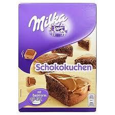 milka soft chocolate cake baking mix new from germany 7622210170644 ebay
