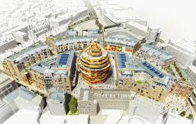 100 John Lewis Hotels To Anchor Edinburghs Flagship St James