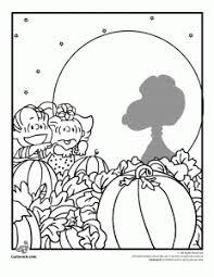 Snoopy Halloween Pumpkin Carving by It U0027s The Great Pumpkin Charlie Brown Coloring Pages Woo Jr