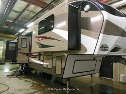 New 2014 Keystone Cougar High Country Fifth Wheel RV For Sale In North Dakota Find More RVs At Capital Center