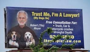 Tito Meyer Attorney At Law Billboard