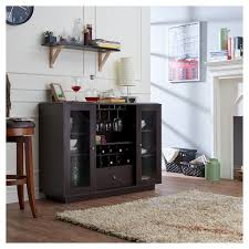 Candie Modern Multi Storage Dining Buffet With Glas Target