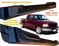 Ford Truck F150 Extended CAB Rocker Panel Set By:NeverRust Fits ... 193234 Ford Pickup Reborn In New Shemetal Classiccarscom Journal New F150 Test Drive Panel Trucks Sale Best Image Truck Kusaboshicom Fords Epic Gamble The Inside Story Fortune What You Need To Know About Auto Body Repairs On The Alinum 2015 United Pacific Unveils Steel Body For Trucks At Sema A 1971 F250 Hiding 1997 Secrets Franketeins Monster Sheet Metal Dennis Carpenter Restoration Parts 2017 Introduces A 32 Evolution Of Fseries Autotraderca 2018 Xlt Price Ut Salt Lake City