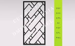 baldir cut panel dxf svg eps ready to cut file cnc template