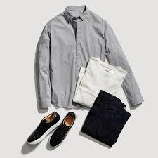 3 ways to wear a dress shirt without dressing up stitch fix men