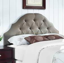 Three Posts Joyce Upholstered Panel Headboard & Reviews