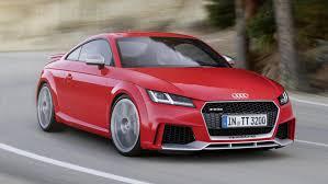 New 2016 Audi TT RS